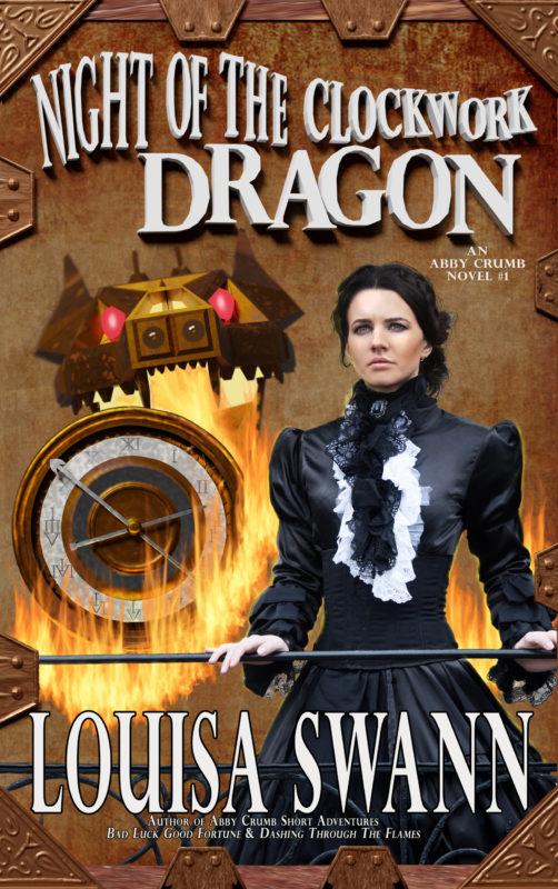 Night of the Clockwork Dragon